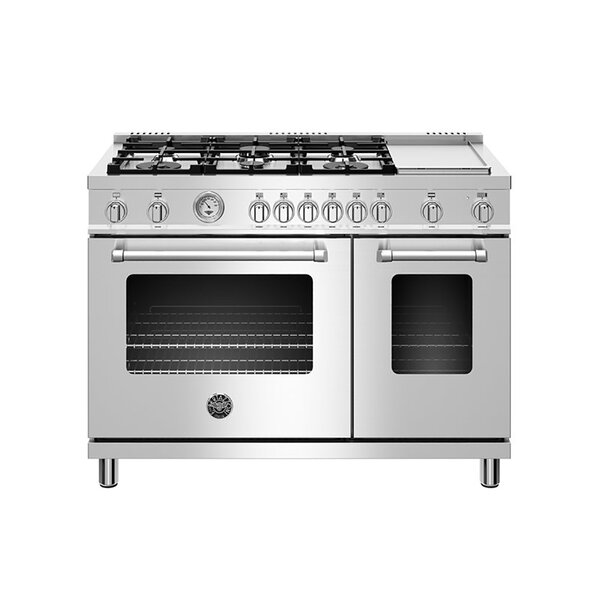 Master Series 48 4.7 cu ft. Freestanding Gas Range with Griddle