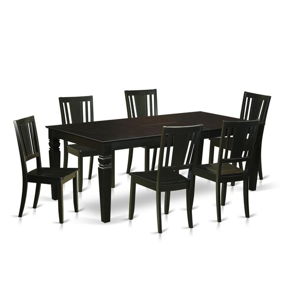 Arana 7 Piece Dining Set by Darby Home Co