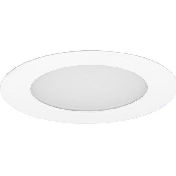 Edgelit 7 Shower Recessed Trim by Progress Lighting