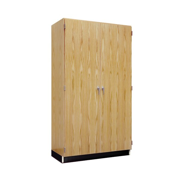 Tote Classroom Cabinet with Bins by Diversified Woodcrafts