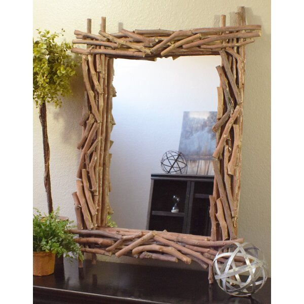 Quapaw Wall Mirror by Covert Home