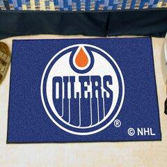 NHL - Edmonton Oilers Doormat by FANMATS