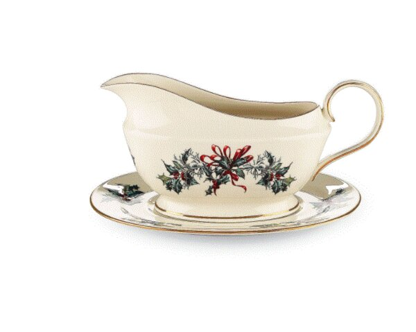 Winter Greetings® Sauce Gravy Boat by Lenox