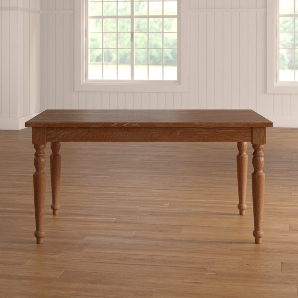 Aletha Dining Table by Lark Manor