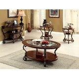 Halpem 4 Piece Coffee Table Set by Fleur De Lis Living