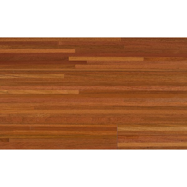 Coterie 5-3/4 Engineered Brazilian Cherry Hardwood Flooring in Red by IndusParquet