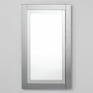 Best Price Candre 19.25 x 39.38 Recessed or Surface Mount Medicine Cabinet By Robern