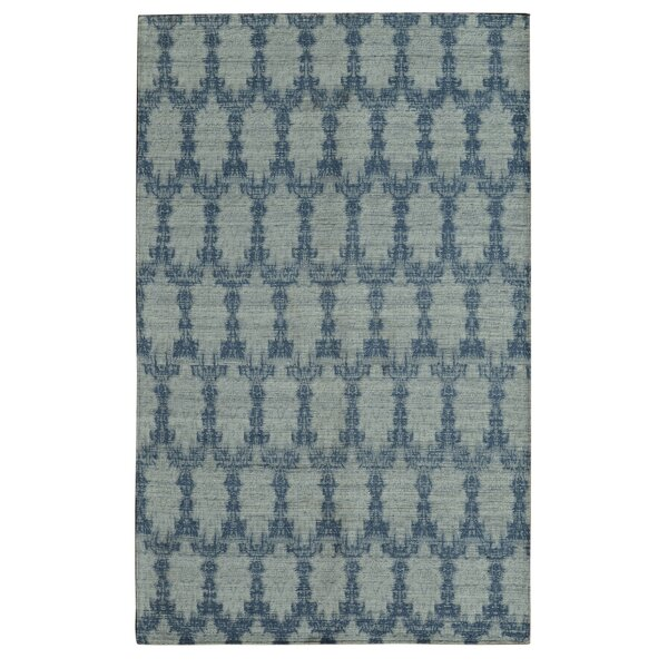 Electra Sky Blue Area Rug by Noble House
