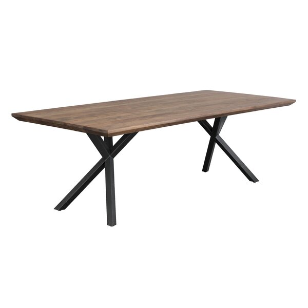 Hadrian Dining Table by Comm Office