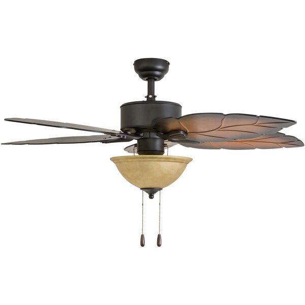 52 Simpson 5 Blade Ceiling Fan by Bay Isle Home