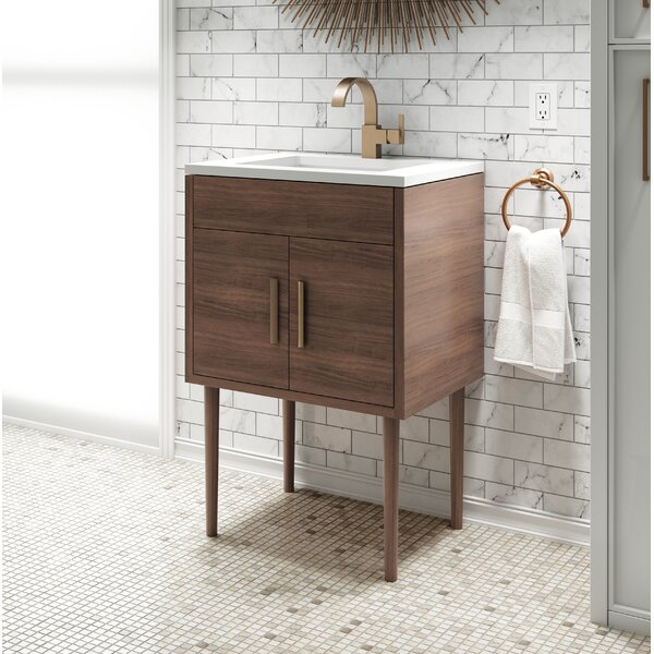 Garland 24 Single Bathroom Vanity Set by Cutler Kitchen & Bath