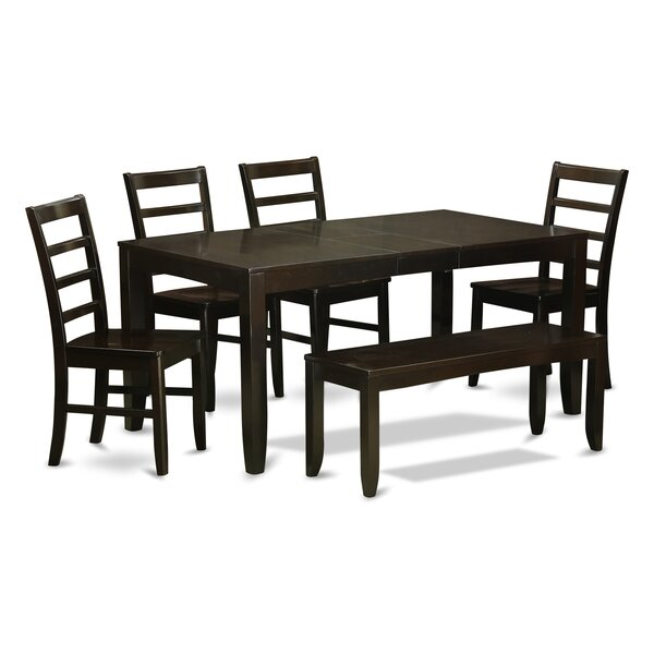 Lynfield 6 Piece Dining Set By East West Furniture Today Only Sale