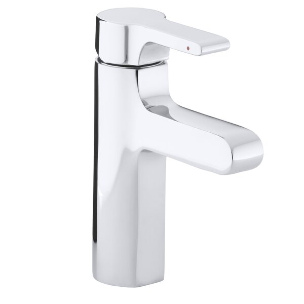 Singulier Single-Hole Bathroom Sink Faucet by Kohler
