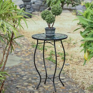 Best Reviews Rommel Peacock Plant Table By Bloomsbury Market