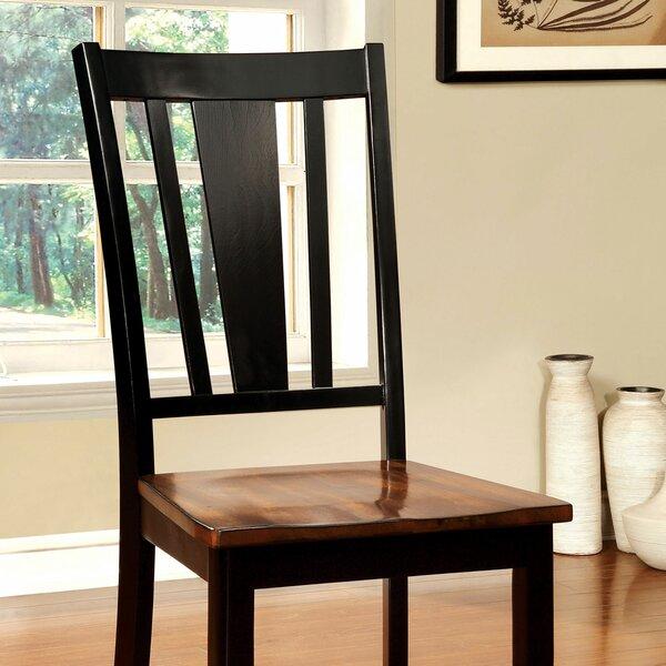 Balfor Slat Back Side Chair (Set Of 2) By Alcott Hill