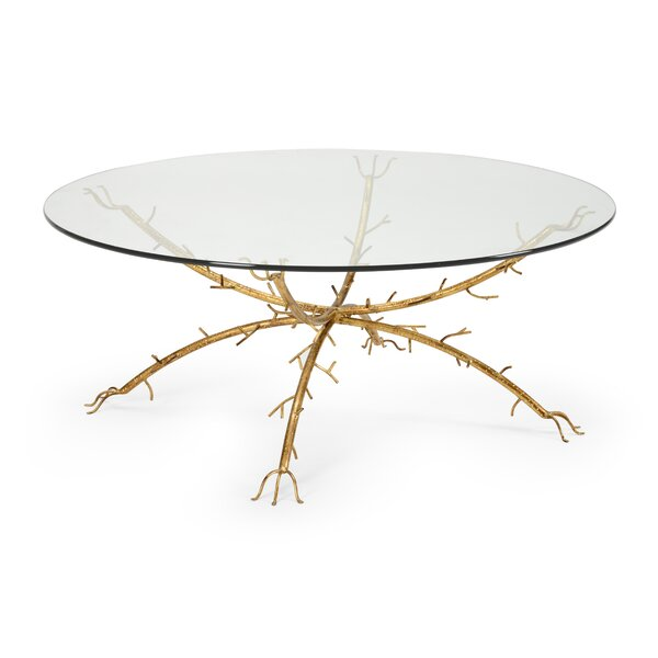 Home Décor Coral Coffee Table