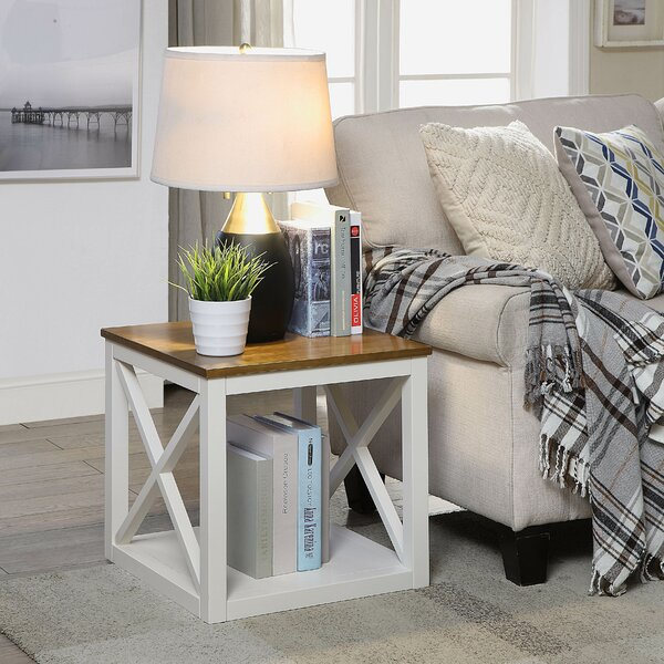 Southsea End Table By Highland Dunes