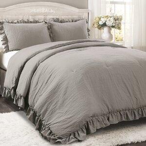 Ghislain 3 Piece Comforter Set