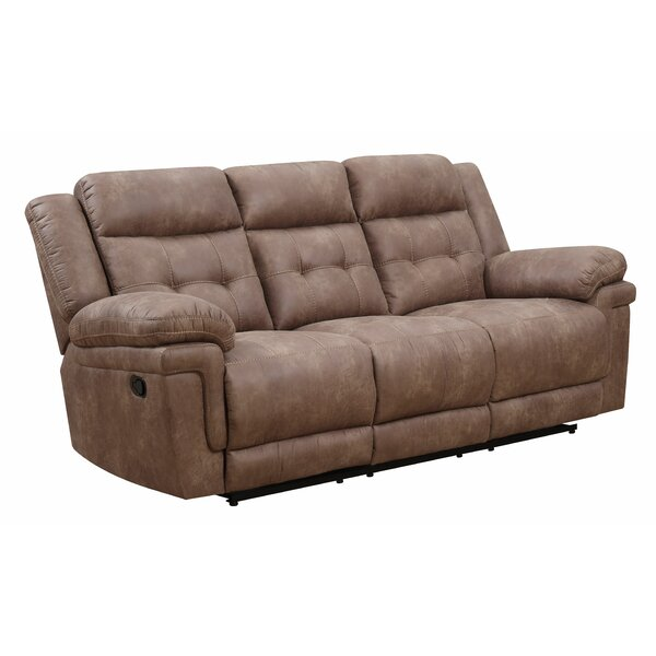 Find a Rancourt Reclining 88 Pillow Top Arm Sofa by Red Barrel Studio