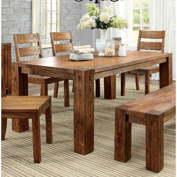 Shockley Dining Table by Loon Peak