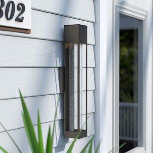 Compare & Buy Reider 1-Light Outdoor Sconce By Brayden Studio