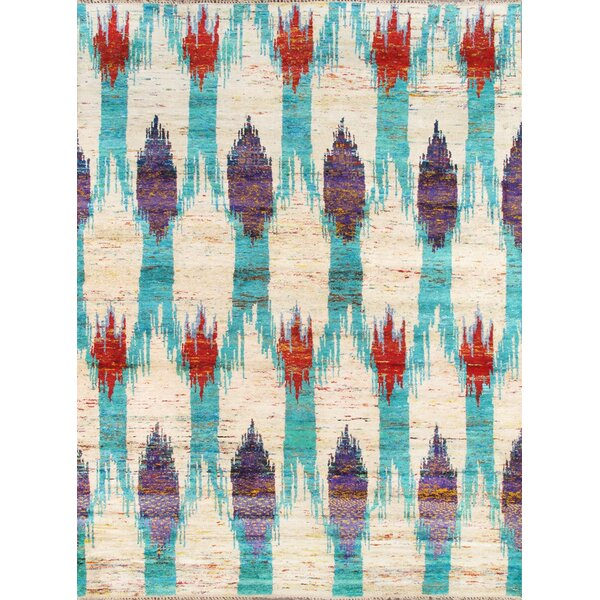 Venice Hand Knotted Silk Transitional Area Rug by Pasargad