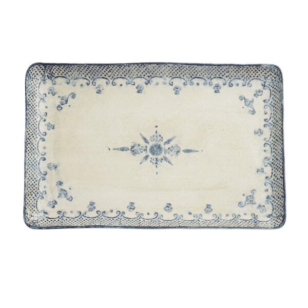 Burano Large Rectangular Platter by Arte Italica