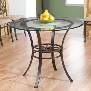 Glass Tables glass kitchen & dining tables you'll love | wayfair