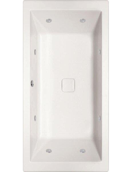 Designer Versailles  66 x 36 Whirlpool Bathtub by Hydro Systems