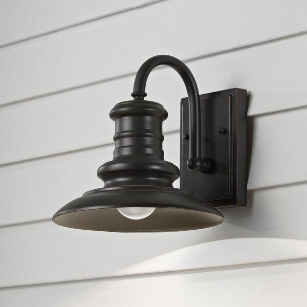 Brayden Studio Colunga 1 Light Outdoor Barn Light U0026 Reviews   Wayfair