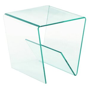 End Table by Chintaly Imports