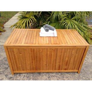 Santa Barbara Teak Deck Box by Chic Teak