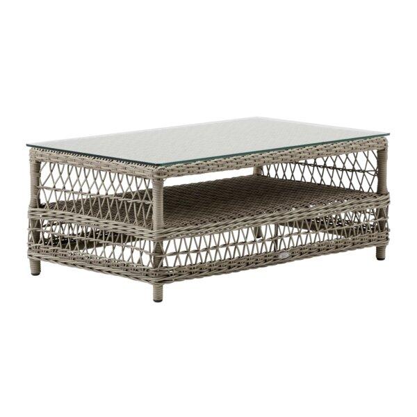 Hazel Aluminum Coffee Table