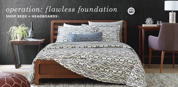 Modern Bedroom Furniture | DwellStudio