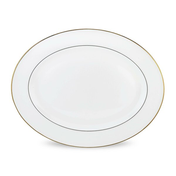 Continental Dining Bone China Platter by Lenox