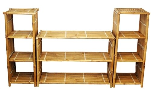 Oversized Set Bookcase by Bamboo54
