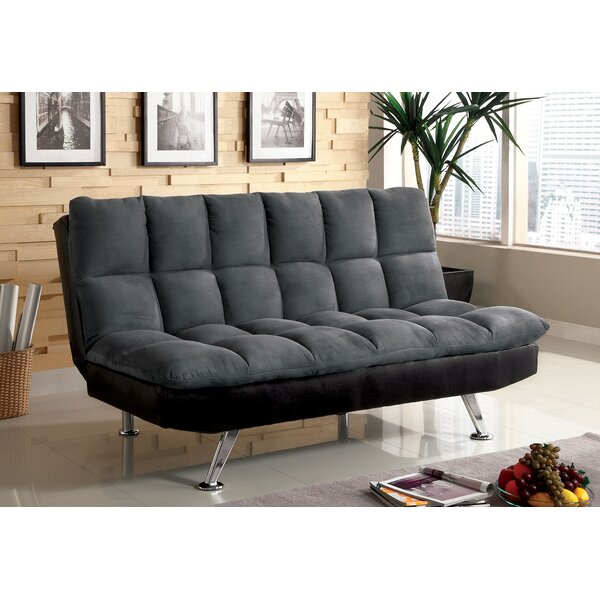 Hazlehurst Convertible Sofa by Ebern Designs