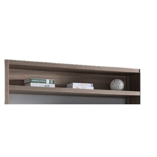 Creative Design Wooden Display Bridge Console Shelf