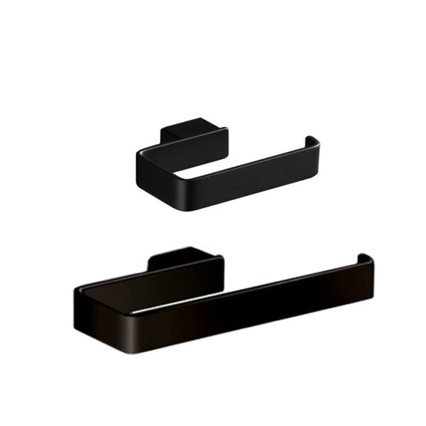 Lounge 2 Piece Bathroom Hardware Set by Gedy by Nameeks