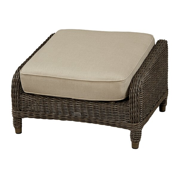 Ottoman with Cushion by Wildon Home®