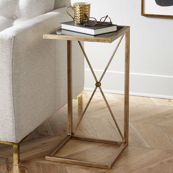 Bertsch End Table by Mercury Row
