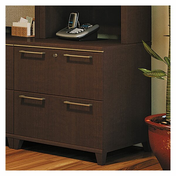 Enterprise 2-Drawer Lateral Filing Cabinet by Bush Business Furniture