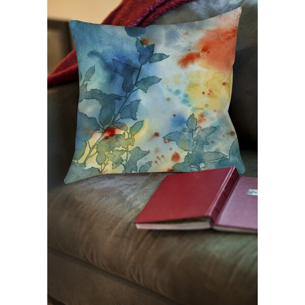 Samora Printed Throw Pillow by Latitude Run