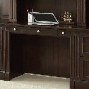 Top Reviews Bissette Library Executive Desk ByAstoria Grand
