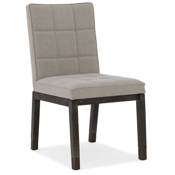 Aventura Cupertino Upholstered Dining Side Chair By Hooker Furniture