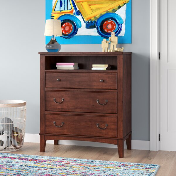 Virginia Youth Bedroom 3 Drawer Chest by Grovelane Teen