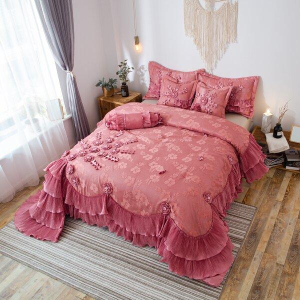 Tashia Luxury Comforter Set