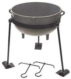 -Burner Wood Jambalaya Kit by Bayou Classic