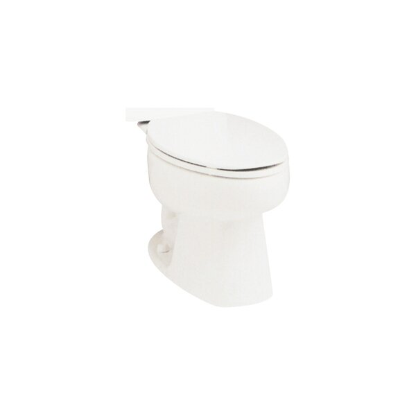 Windham 10 Rough-In 1.6 GPF Elongated Toilet Bowl Only by Sterling by Kohler