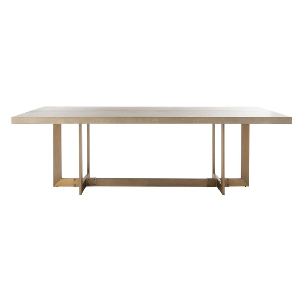 #1 Lybarger Dining Table By Mercer41 Spacial Price